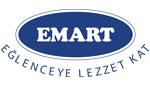 Emart® – Eğlenceye Lezzet Kat Logo