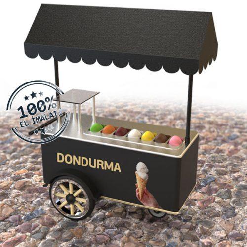 Dondurma Arabası