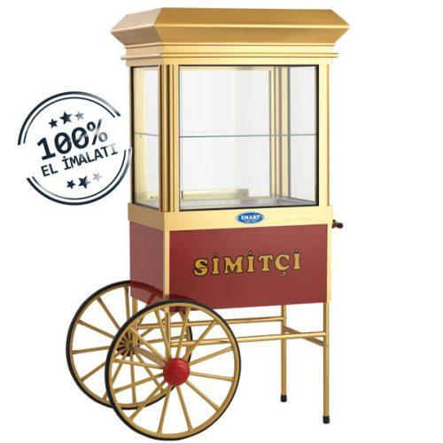 Sultanahmet Modeli Simit Arabası