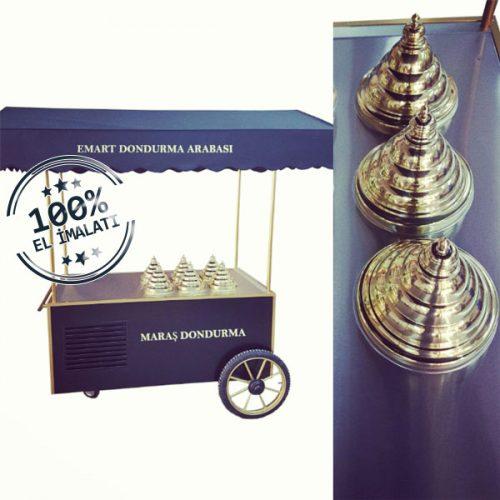Maraş Dondurma Arabası