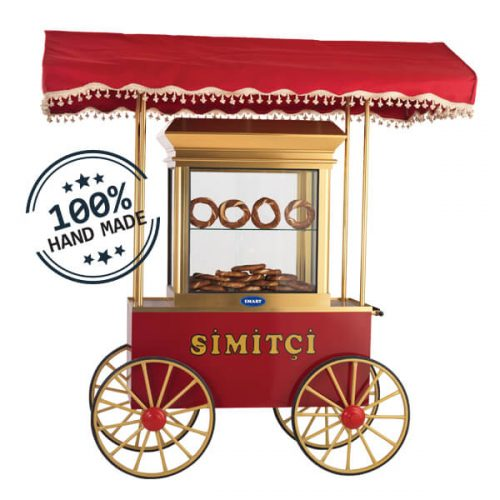 Gülhane Simit (Bagel) Cart