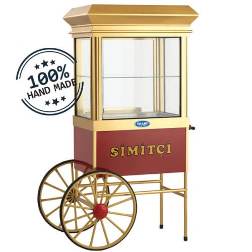 Sultanahmet Simit (Bagel) Cart