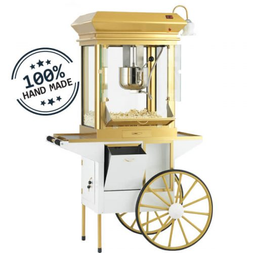 Antik PopCorn Machine