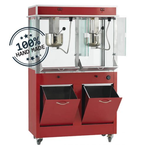 Milas PopCorn Machine