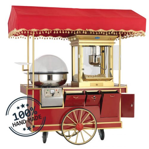 Topkapı Popcorn Machine