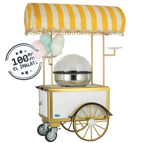 Pamukkale Pamuk Şeker Makinesi